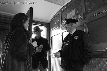 Castlemaine Train Trip